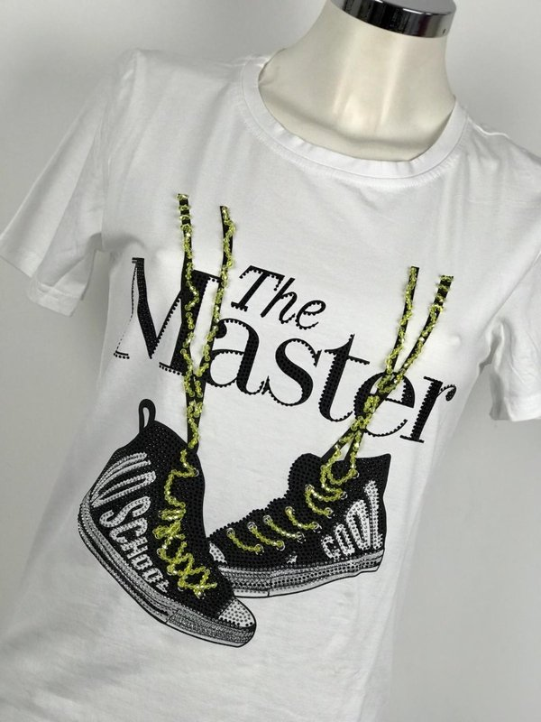 T-shirt THE MASTER sneackers