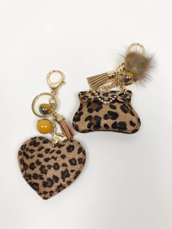 Charms animalier con nappine.